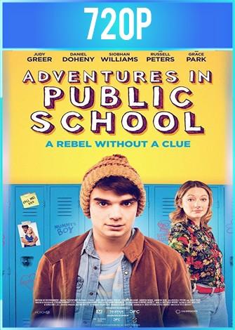 Aventuras en la Escuela Pública (2017) BRRip HD 720p Latino Dual