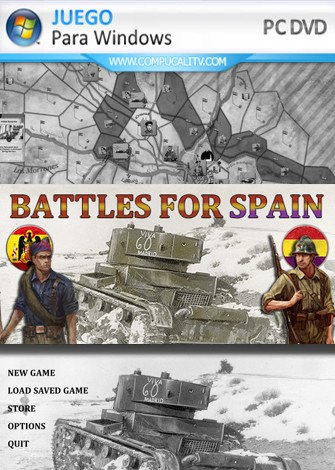 Battles For Spain (2019) PC Full Español