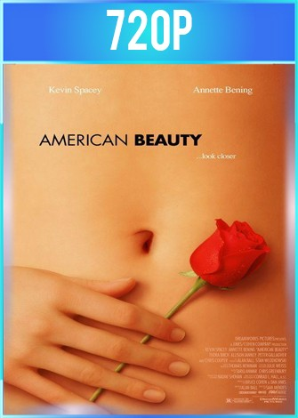 Belleza americana (1999) BRRip HD 720p Latino Dual