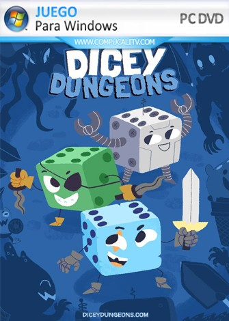 Dicey Dungeons (2019) PC Full Español