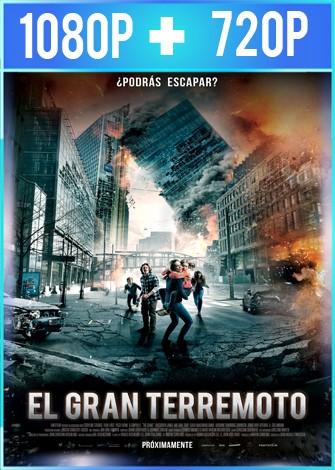 El gran terremoto (2018) HD 1080p y 720p Latino Dual