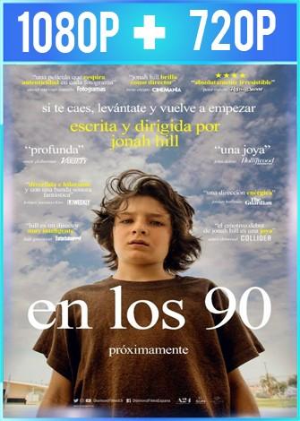 En los 90 (2018) HD 1080p y 720p Latino Dual