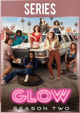 Glow Temporada 2 Completa HD 720p Latino Dual