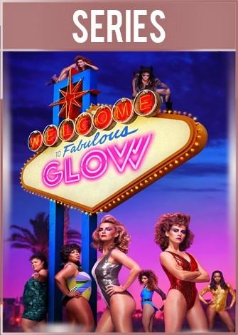 GLOW Temporada 3 Completa HD 720p Latino Dual