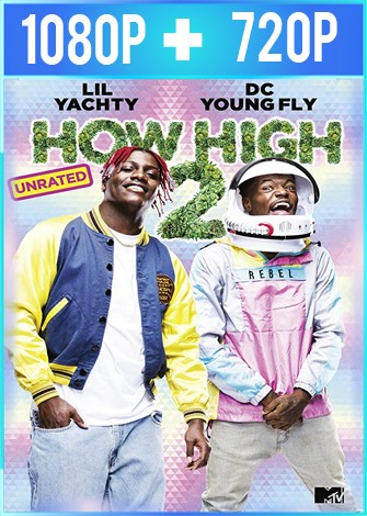 How High 2 (2019) HD 1080p y 720p Latino Dual