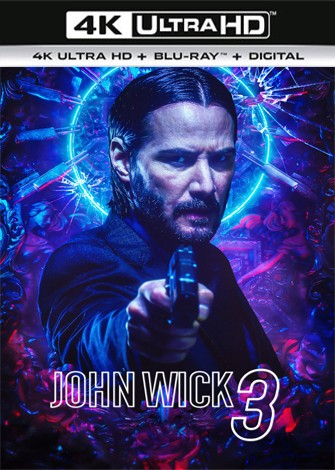 John Wick 3 Parabellum (2019) 4K Ultra HD Latino Dual