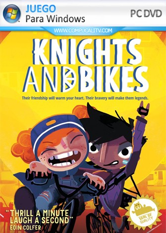 Knights And Bikes (2019) PC Full