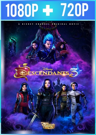 Los Descendientes 3 (2019) HD 1080p y 720p Latino Dual
