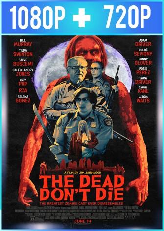 Los muertos no mueren (2019) HD 1080p y 720p Latino Dual