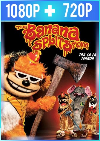 The Banana Splits Movie (2019) HD 1080p y 720p Latino Dual
