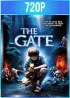 The Gate [Tunel al Infierno] (1987) BRRip HD 720p Latino Dual