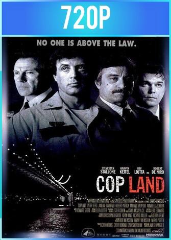 Tierra de policías (1997) BRRip HD 720p Latino Dual