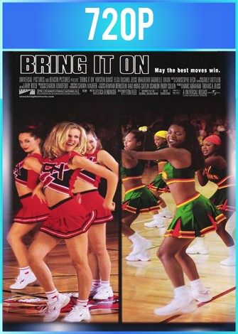 Triunfos robados [Bring It On] (2000) BRRip HD 720p Latino Dual