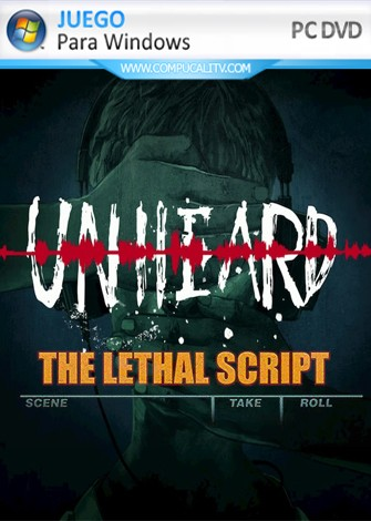 Unheard The Lethal Script (2019) PC Full