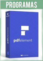 Wondershare PDFelement PRO Versión 7.0.4.4383 Full Español