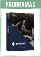 Wondershare Recoverit Ultimate Versión 8.0.5.24 Full Español