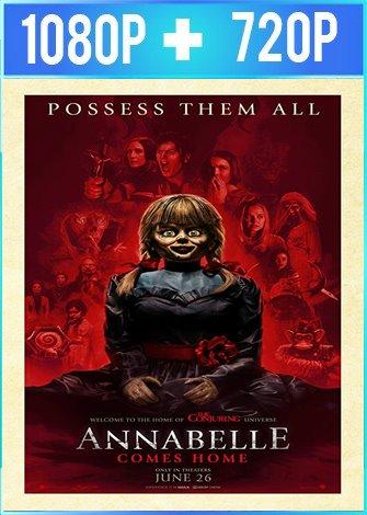 Annabelle 3: viene a casa (2019) HD 1080p y 720p Latino Dual