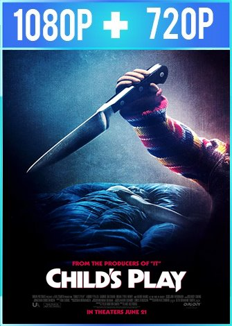 Child's Play [El muñeco diabólico] (2019) HD 1080p y 720p Latino Dual