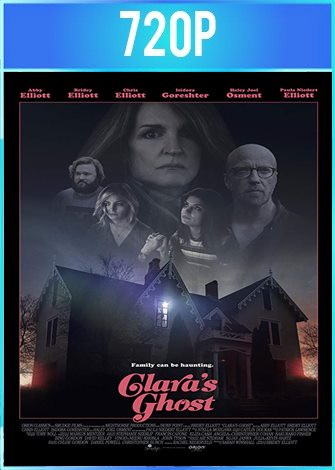 Clara's Ghost (2018) HD 720p Latino Dual
