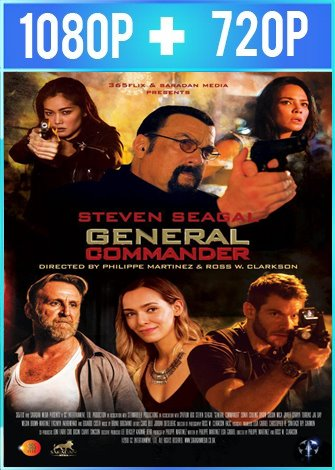 General Commander (2019) HD 1080p y 720p Latino Dual