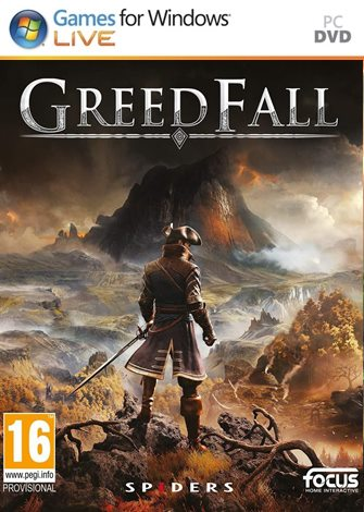 GreedFall (2019) PC Full Español