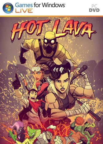Hot Lava (2019) PC Full Español