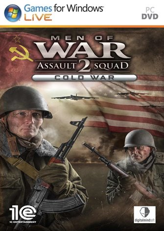 Men of War: Assault Squad 2 - Cold War PC Full Español