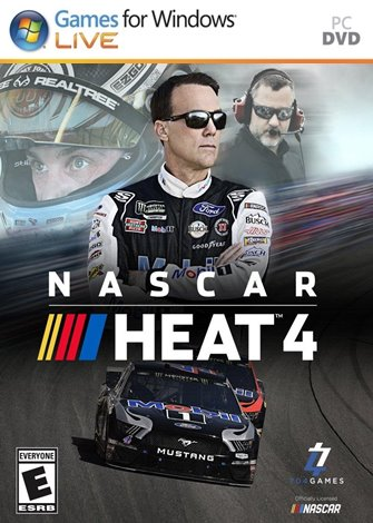 NASCAR Heat 4 PC Full