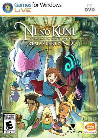 Ni no Kuni Wrath of the White Witch Remasterizado PC Full Español