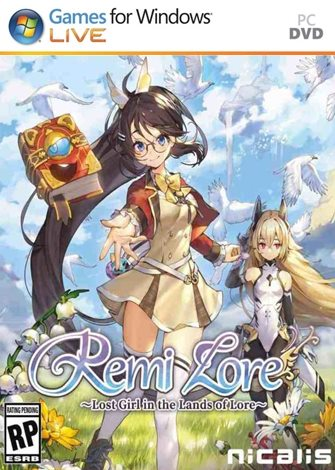 RemiLore: Lost Girl in the Lands of Lore (2019) PC Full