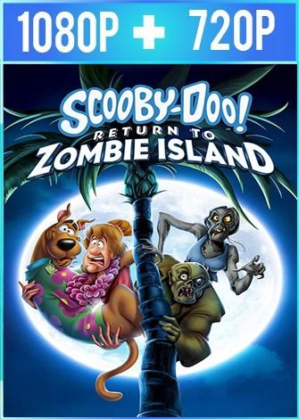 Scooby-Doo! Retorno a la Isla Zombi (2019) HD 1080p y 720p Latino Dual