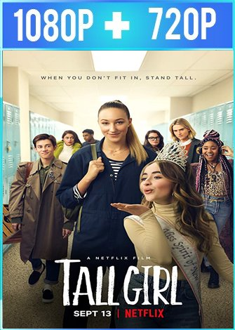 Tall Girl [A mi altura] (2019) HD 1080p y 720p Latino Dual