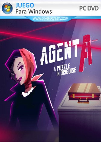 Agent A A puzzle in disguise (2019) PC Full Español