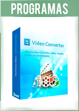 Apowersoft Video Converter Studio Versión 4.8.3 Full Español