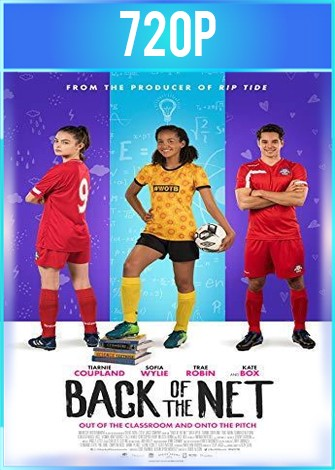 Back of the Net (2019) BRRip HD 720p Latino Dual
