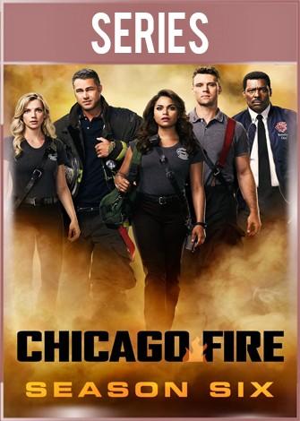 Chicago Fire Temporada 6 Completa HD 720p Latino Dual