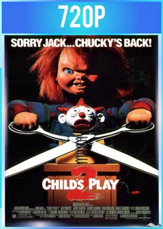 Chucky El Muñeco Diabólico 2 (1990) BRRip HD 720p Latino Dual