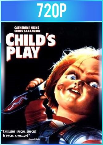 Chucky El muñeco diabólico (1988) BRRip HD 720p Latino Dual