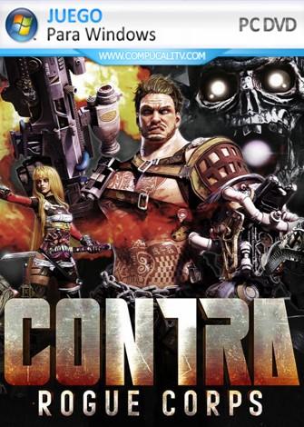 CONTRA: ROGUE CORPS (2019) PC Full Español
