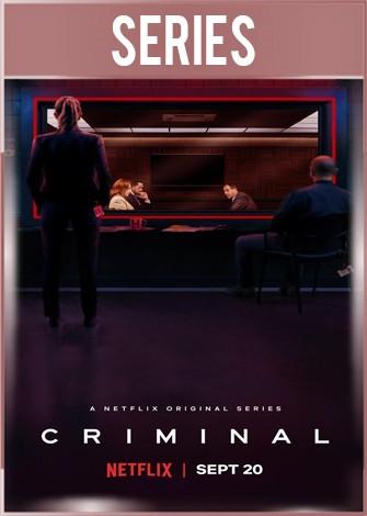 Criminal España, Alemania, Francia y UK Temporada 1 Completa HD 720p Latino Dual