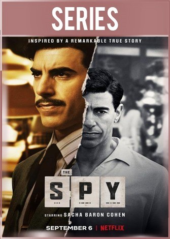El Espía Temporada 1 Completa HD 720p Latino Dual