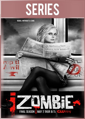 iZombie Temporada 5 Completa HD 720p Latino Dual