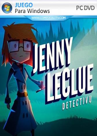 Jenny LeClue Detectivu (2019) PC Full Español