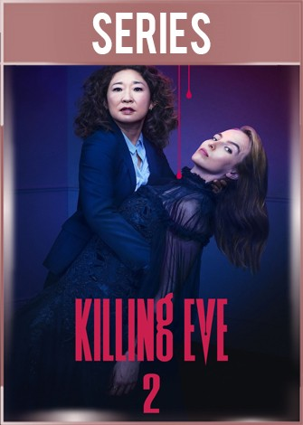 Killing Eve Temporada 2 Completa HD 720p Latino