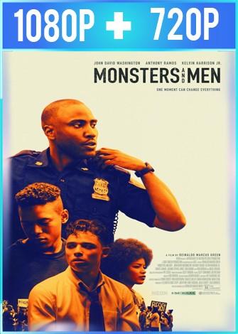 Monstruos y hombres (2018) HD 1080p y 720p Latino Dual