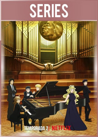 The Piano Forest [El bosque del piano] Temporada 2 Completa HD 720p Latino Dual