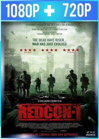 Redcon-1 (2018) HD 1080p y 720p Latino Dual