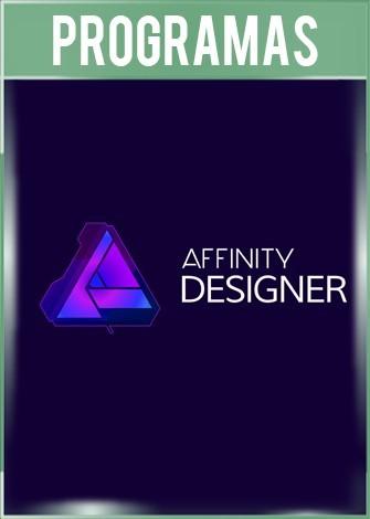 Serif Affinity Designer Versión 1.7.2.471 Full Español