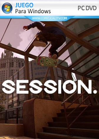 Session: Skateboarding Sim Game (2019) PC Full