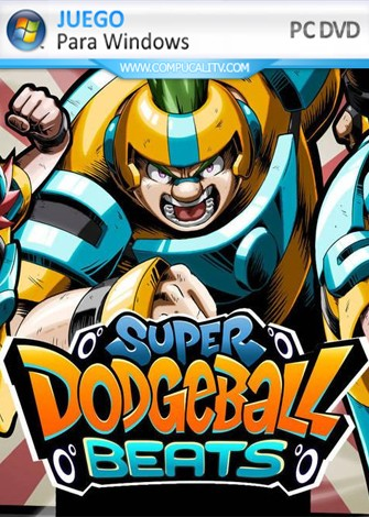 Super Dodgeball Beats (2019) PC Full Español